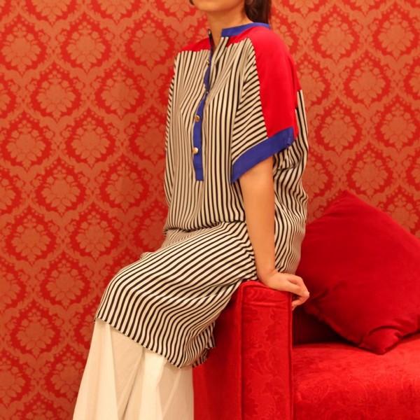 Женская длинная пижама